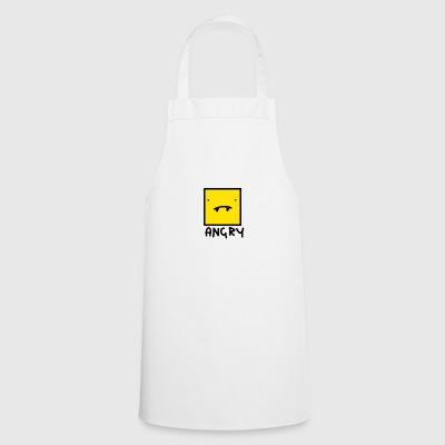 Angry - Cooking Apron