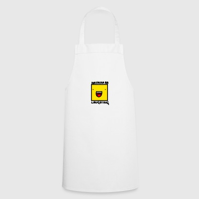Laughing - Cooking Apron