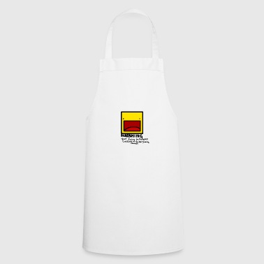 Halloween Screaming - Cooking Apron