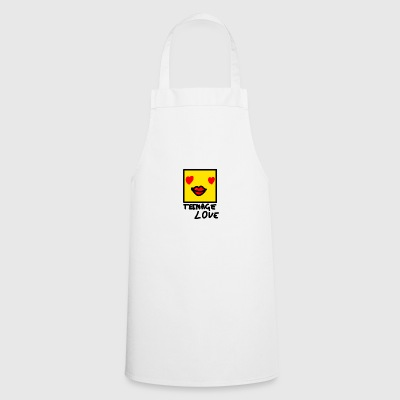 Self Picture Girl: Teenage Love - Cooking Apron