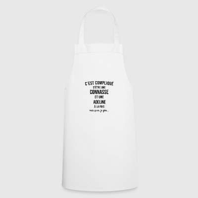 Connasse and Adeline both - Cooking Apron
