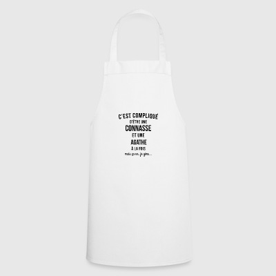 Connasse and Agathe - Cooking Apron