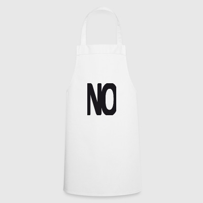 No. - Cooking Apron