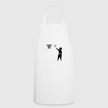 Basketball Trash - Tablier de cuisine