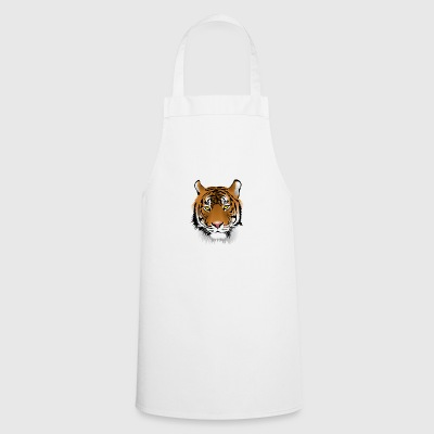 Tiger face - Cooking Apron