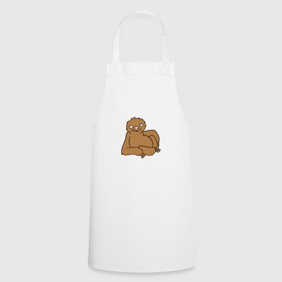 sloth - Cooking Apron