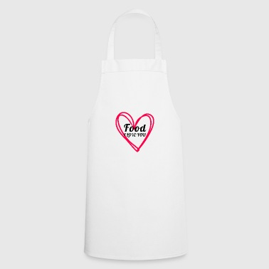 food - Cooking Apron