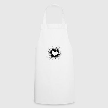 Ink Heart - Cooking Apron