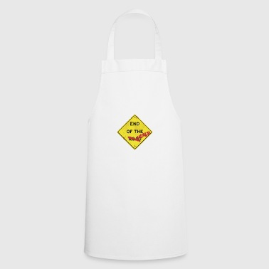 World's End - Cooking Apron