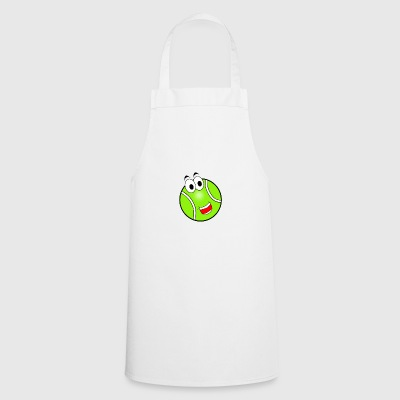 Happy Tennis Ball - Cooking Apron