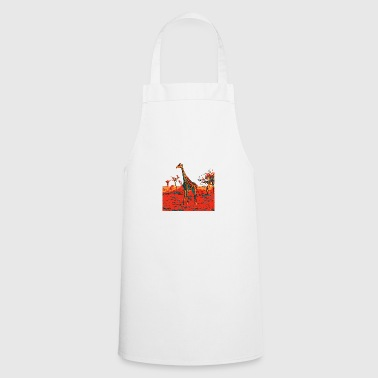 Fire Giraffe - Cooking Apron