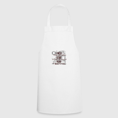 Play Techno - Cooking Apron