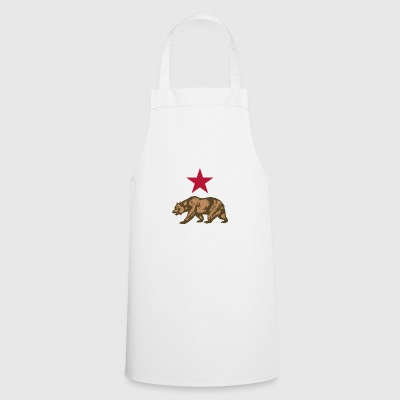 Russian bear - Cooking Apron