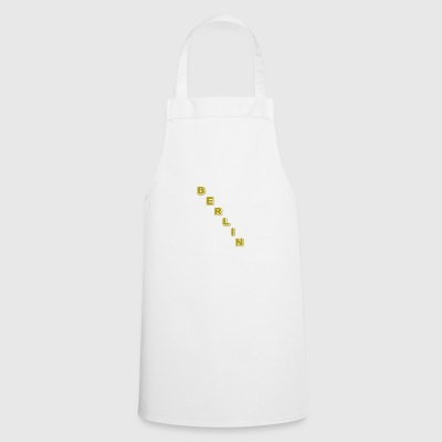 Berlin white - Cooking Apron