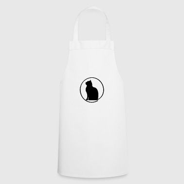 cat - Tablier de cuisine