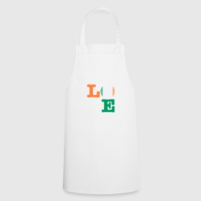 IRELAND HEART - Cooking Apron