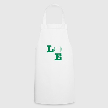 NIGERIA HEART - Cooking Apron