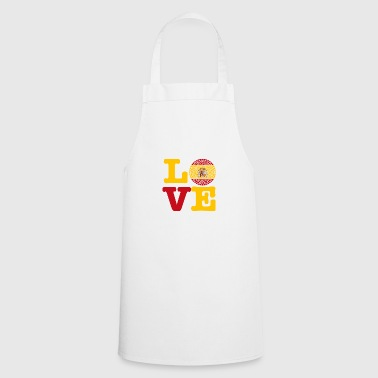 SPAIN HEART - Cooking Apron