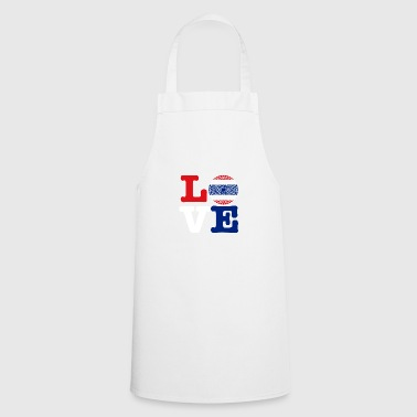 THAILAND HEART - Cooking Apron