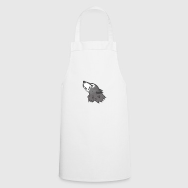 Wolf Mascot - Cooking Apron