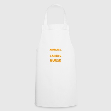 Angel Caring Nurse - Cooking Apron