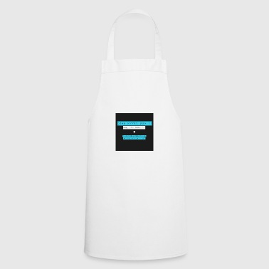 OOOH MYYYY GOD !!! (Blue) - Cooking Apron