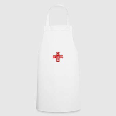 LIFEGUARD LEBENSRETTER - Cooking Apron