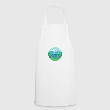 Lucid Wear Badge - Cooking Apron