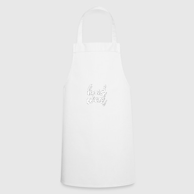 Lucid Wear white - Cooking Apron
