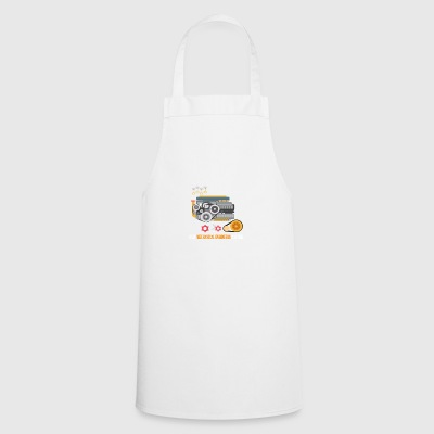 Only Mechanical Engineers Can Tell - Funny T-shirt - Cooking Apron