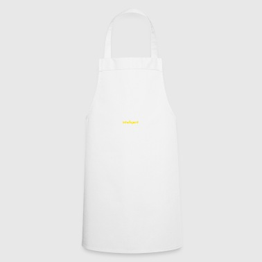 I was born but education ruined me - Cooking Apron