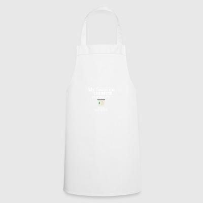 My favorite childhood is not paying bills - Cooking Apron