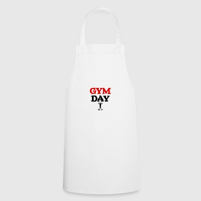 Gym Day Tomorrow - Cooking Apron