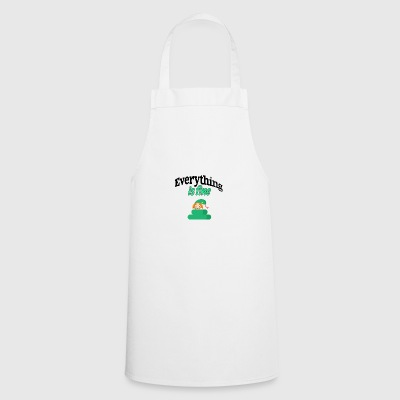 Everything is fine - Cooking Apron