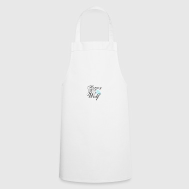 Hungry like the wolf - Cooking Apron