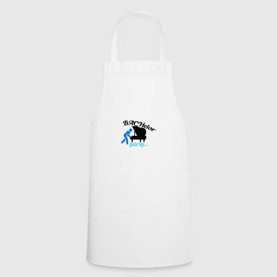 Join our BACHelor party - Cooking Apron