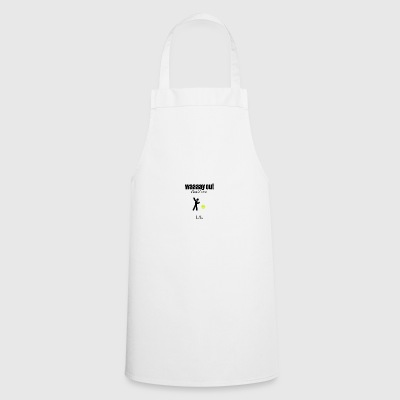 Waaay out trust me please - Cooking Apron