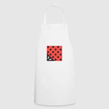 Marienkäfer - square - Cooking Apron