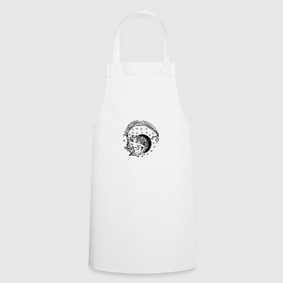 Swan Star Flight - Cooking Apron