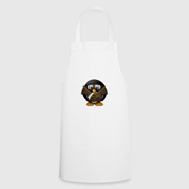 Penguin pilot glasses - Cooking Apron