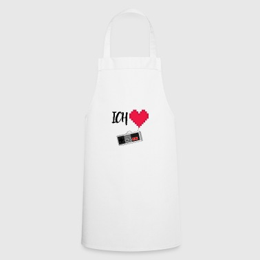 I love gaming - Cooking Apron