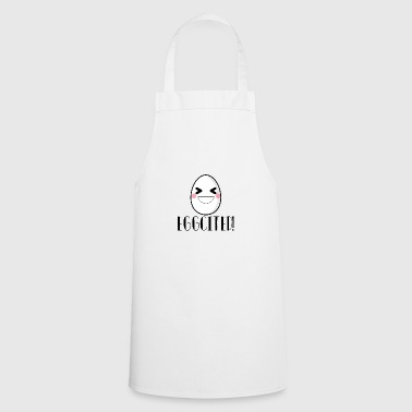 Easter / Easter bunny: Eggcited! - Cooking Apron