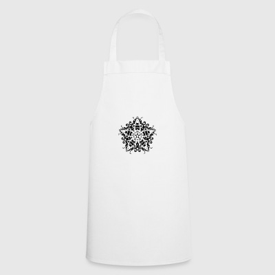 Ornament - Damask - Cooking Apron