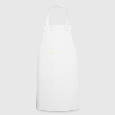 High School / Graduation: First, graduate. Next, - Cooking Apron