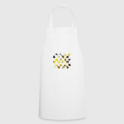 Mosaic II - Cooking Apron