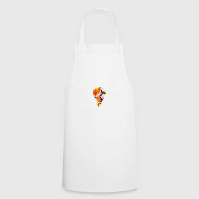 light bulb - Cooking Apron