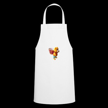 Crazy Paper Craft - BonBon Bear - Cooking Apron