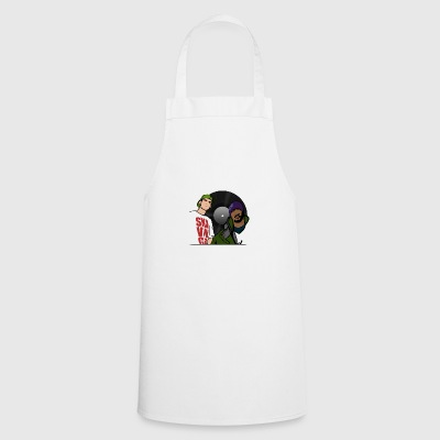 Swag Rap Hip Hop Cool Hipster - Cooking Apron