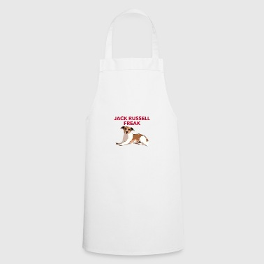 Jack Russel Freak red - Cooking Apron