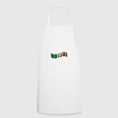Drink Irish - Cooking Apron